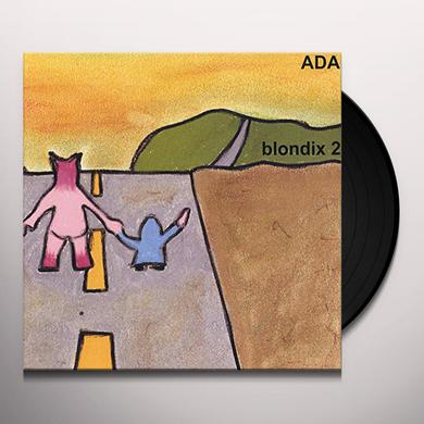 Ada BLONDIX 2 Vinyl Record
