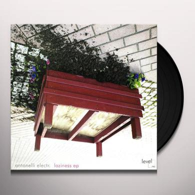 Antonelli Electr. LAZINESS Vinyl Record