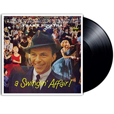 Frank Sinatra SWINGIN AFFAIR Vinyl Record