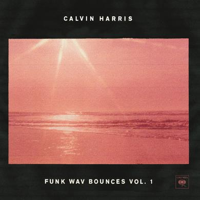 Calvin Harris FUNK WAV BOUNCES VOL 1 Vinyl Record