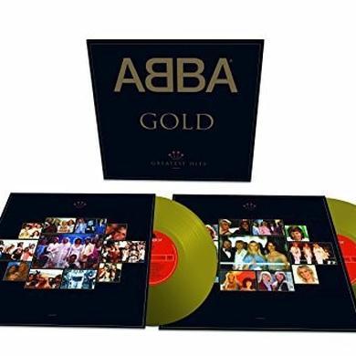 Abba GOLD Vinyl Record