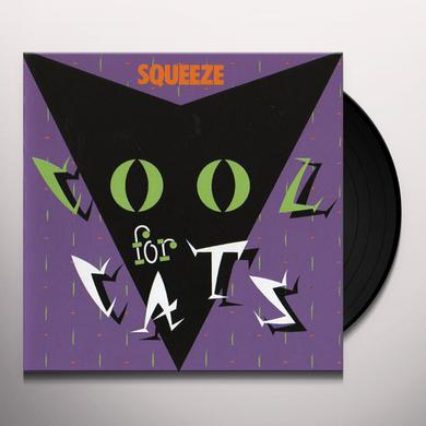 Squeeze COOL FOR CATS Vinyl Record