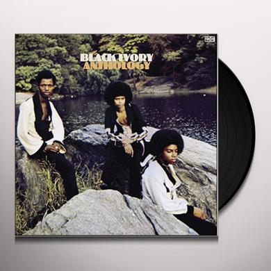 Black Ivory ANTHOLOGY Vinyl Record