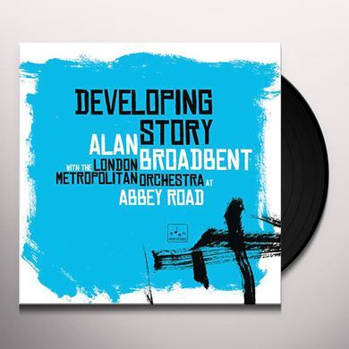 Alan Broadbent / London Metropolitan Symphony Orc DEVELOPING STORY Vinyl Record