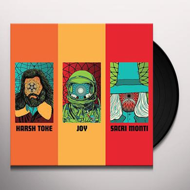 BURNOUT / VARIOUS Vinyl Record