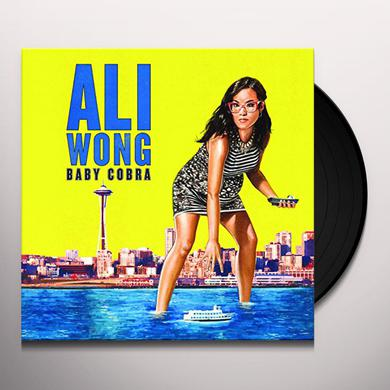Ali Wong BABY COBRA Vinyl Record