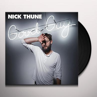 Nick Thune GOOD GUY Vinyl Record