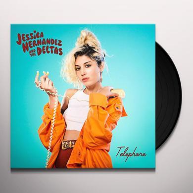 Jessica Hernandez & Deltas TELEPHONE Vinyl Record