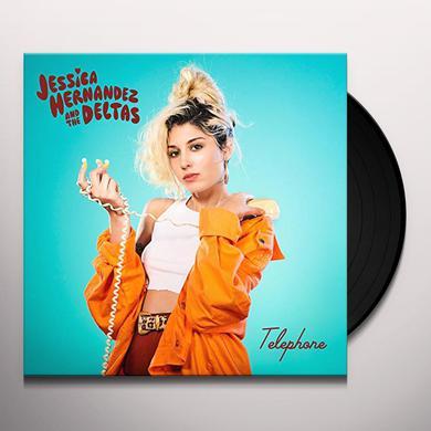 Jessica Hernandez & Deltas TELEPHONE / TELEFONO Vinyl Record
