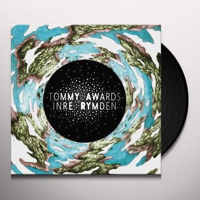 Tommy Awards INRE RYMDEN Vinyl Record