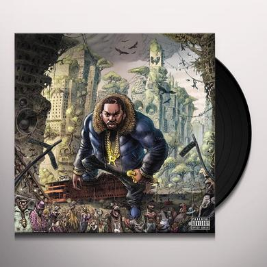 Raekwon THE WILD Vinyl Record