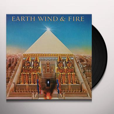 Earth Wind & Fire ALL N ALL Vinyl Record