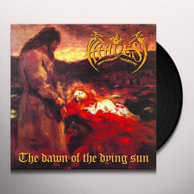 Hades DAWN OF THE DYING SUN Vinyl Record