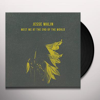 Jesse Malin MEET ME AT THE END OF THE WORLD Vinyl Record