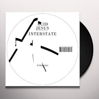 Acid Jesus INTERSTATE Vinyl Record