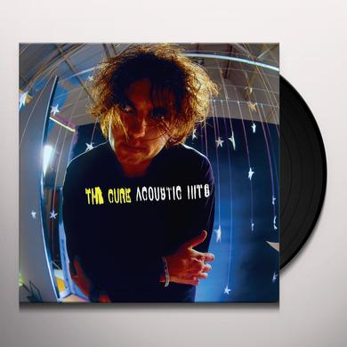 The Cure GREATEST HITS ACOUSTIC Vinyl Record