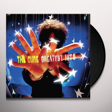 Cure GREATEST HITS Vinyl Record