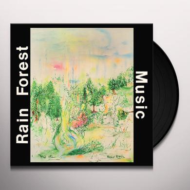 J.D. Emmanuel RAIN FOREST MUSIC Vinyl Record