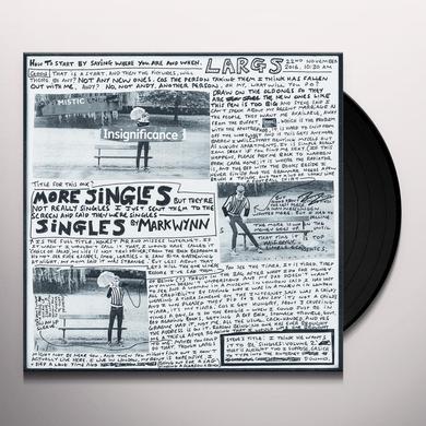 Mark Wynn MORE SINGLES Vinyl Record