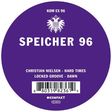 Christian Nielsen / Locked Groove SPEICHER 96 Vinyl Record