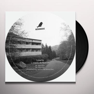 LOWRIS L'OISEAU DE NUIT Vinyl Record