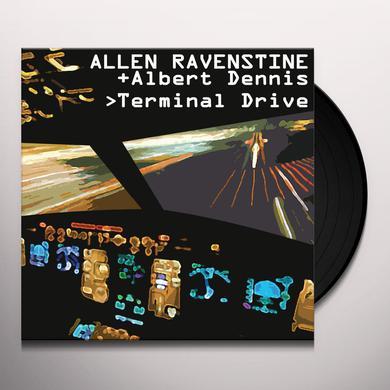 Allen Ravenstine / Albert Dennis TERMINAL DRIVE Vinyl Record