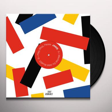 Janis PLAY STOP PAUSE Vinyl Record