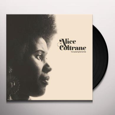 Alice Coltrane TURIYASANGITANANDA Vinyl Record