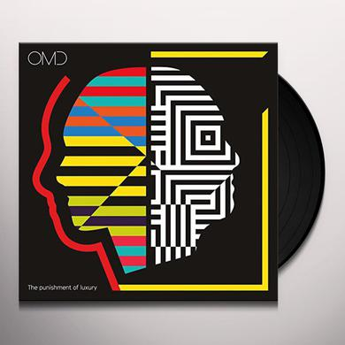 Omd PUNISHMENT OF LUXURY Vinyl Record
