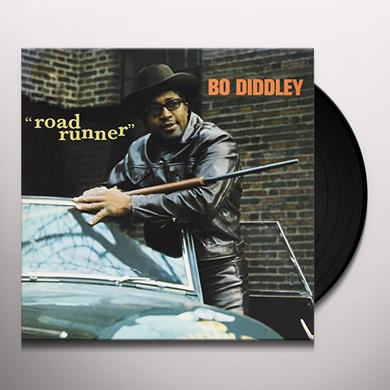 Bo Diddley ROAD RUNNER + 2 BONUS TRACKS Vinyl Record