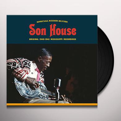 Son House SPECIAL RIDER BLUES: ORIGINAL 1940-42 MISSISSIPPI Vinyl Record