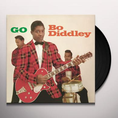 GO BO DIDDLEY + 2 BONUS TRACKS Vinyl Record