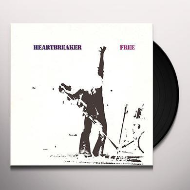 Free HEARTBREAKER Vinyl Record