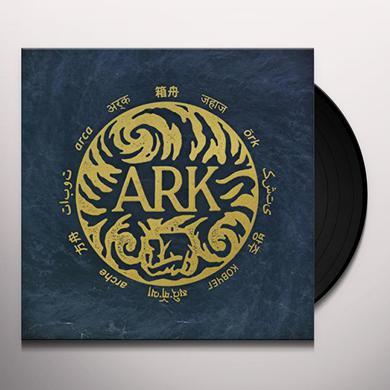 In Hearts Wake ARK (YELLOW & BLUE SPLATTER VINYL) Vinyl Record
