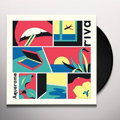 Aquarama RIVA Vinyl Record