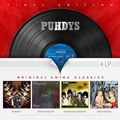PUHDYS VINYL EDITION (AMIGA LP BOX) Vinyl Record