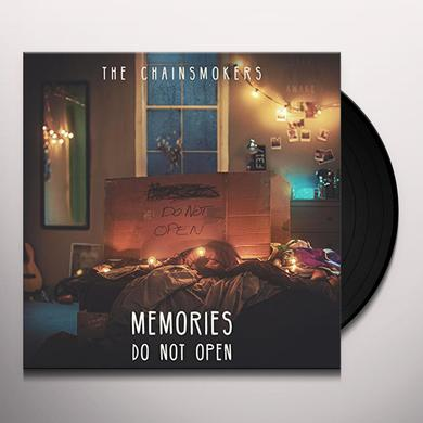 The Chainsmokers MEMORIES DO NOT OPEN Vinyl Record