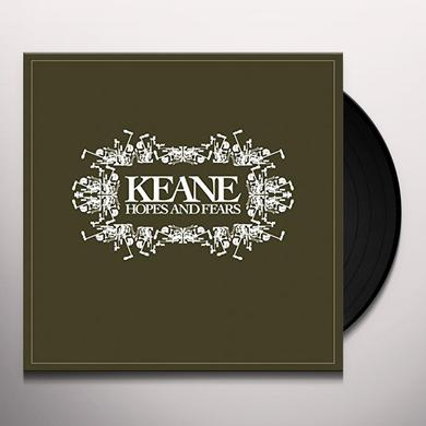 Keane HOPES & FEARS Vinyl Record