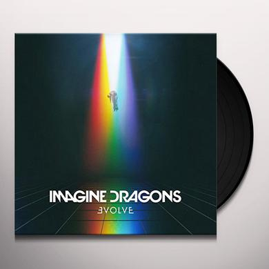 Imagine Dragons EVOLVE Vinyl Record