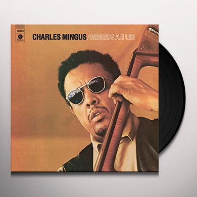 Charles Mingus MINGUS AH HUM: SPECIAL EDITION Vinyl Record - Gatefold Sleeve, Limited Edition, 180 Gram Pressing