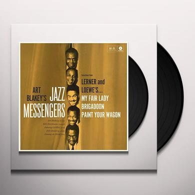 Art Blakey / Jazzmessengers PLAY LERNER & LOEWE Vinyl Record
