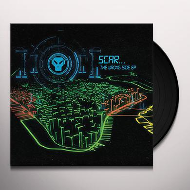 Scar WRONG SIDE Vinyl Record