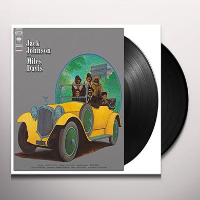 Miles Davis JACK JOHNSON Vinyl Record