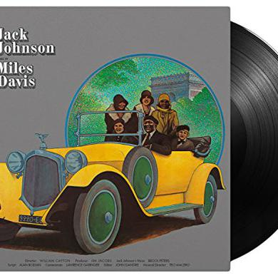 Miles Davis JACK JOHNSON Vinyl Record