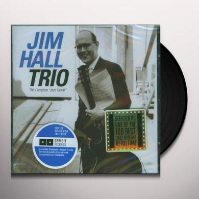 Jim Hall COMPLETE JAZZ GUITAR Vinyl Record