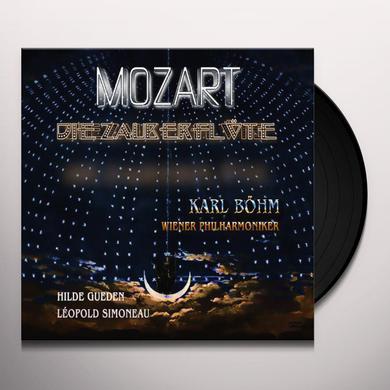 W.A. Mozart ZAUBERFLOETE Vinyl Record