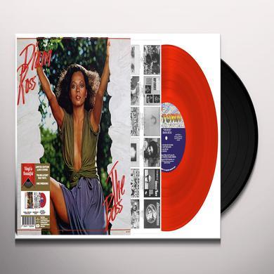 Diana Ross THE BOSS - BRIGHT RED VINYL, IMPORT 2017 Vinyl Record