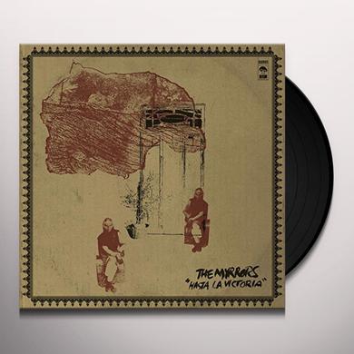 MYRRORS HASTA LA VICTORIA Vinyl Record