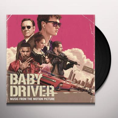 Baby Driver / O.S.T. BABY DRIVER (MUSIC FROM MOTION PICTURE) / VARIOUS Vinyl Record