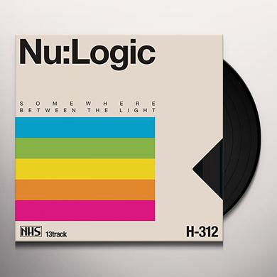 Nu:Logic SOMEWHERE BETWEEN THE LIGHT Vinyl Record